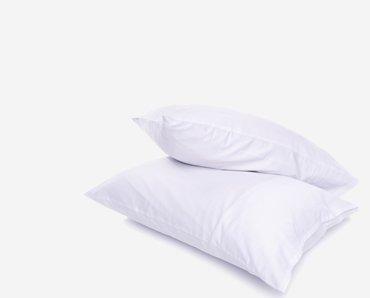 Pillow banner section CTA