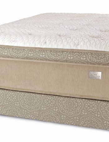 Spring air Chattum and Wells Franklin Euro Top mattress