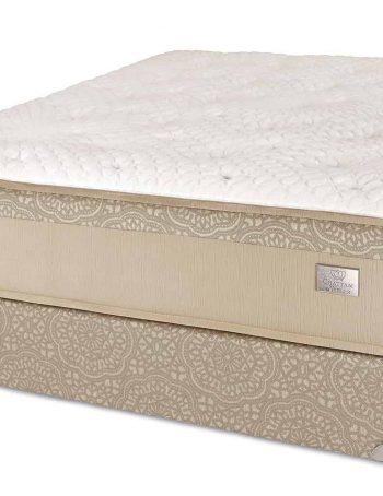Spring Air Chattam and Wells Hamilton luxury firm mattress