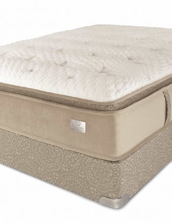 Spring Air Chattam and Wells Hamilton Pillowtop mattress