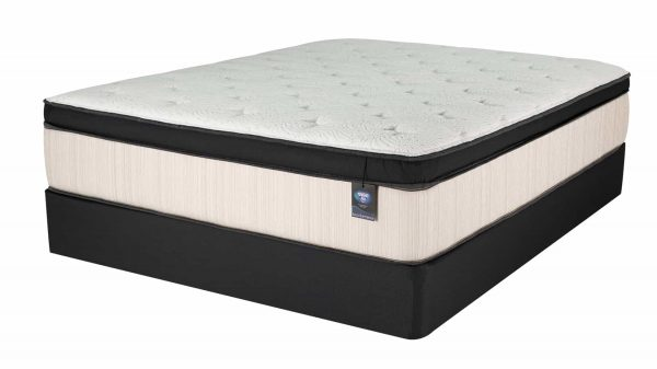 Spring Air Laguna Euro Top luxury firm mattress