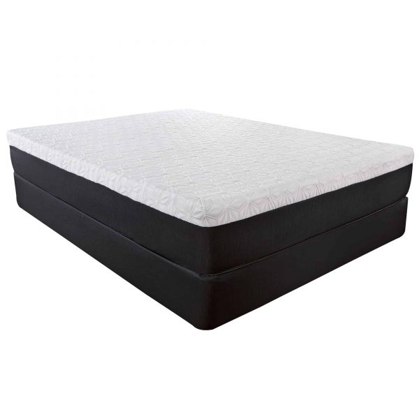 Tombstone Luxury Firm Mattress angle view