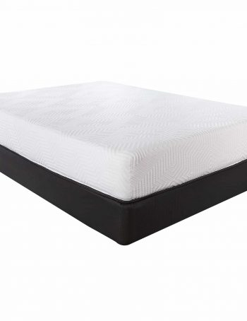 Sedona Plush mattress angle view