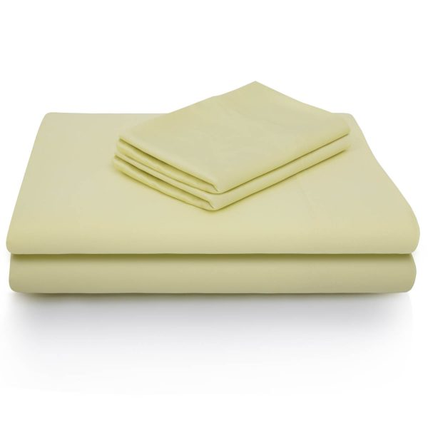 Citron Bamboo Sheet set