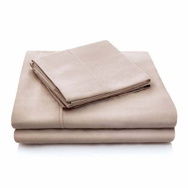 Ecru Tencel Sheet set