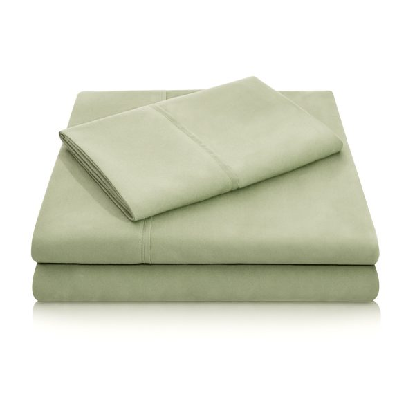 Fern Brushed Microfiber Sheets