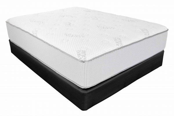Grandeur Plush Mattress angle view