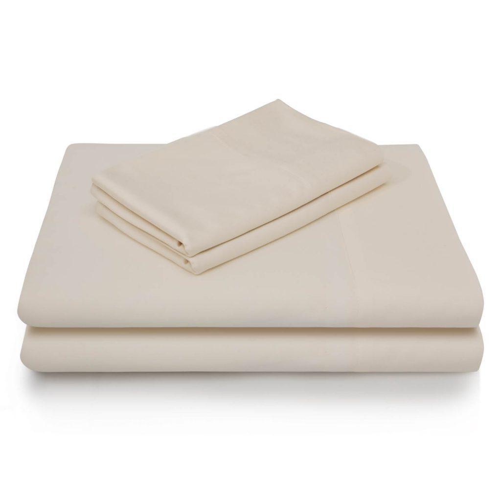 Ivory Bamboo Sheet set