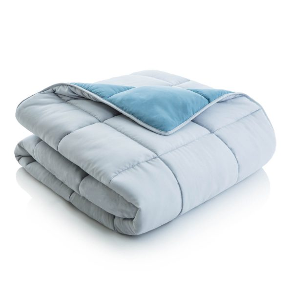 Pacific/Ash Reversible Bed in a bag comforter