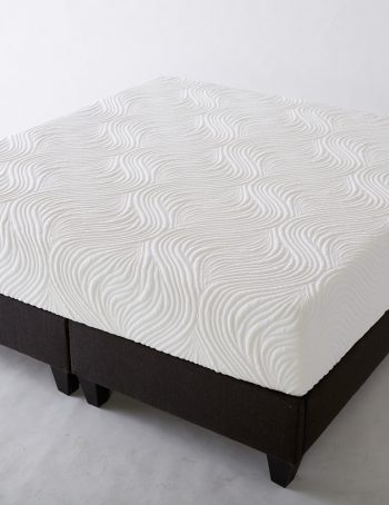 Pure Talalay Latex Bliss Beautiful Luxury Plush Mattress Angle View