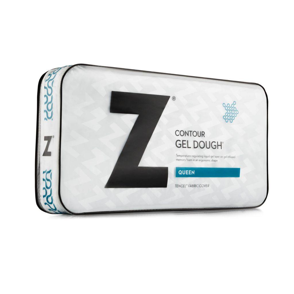 Gel Dough Contour Pillow Package