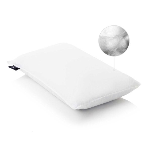 Gelled Microfiber Pillow inside view