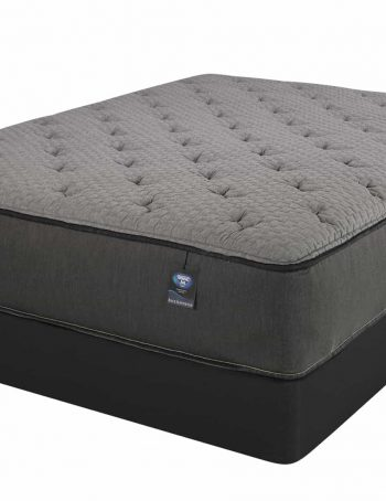 Palmetto Plush Mattress On Box Spring