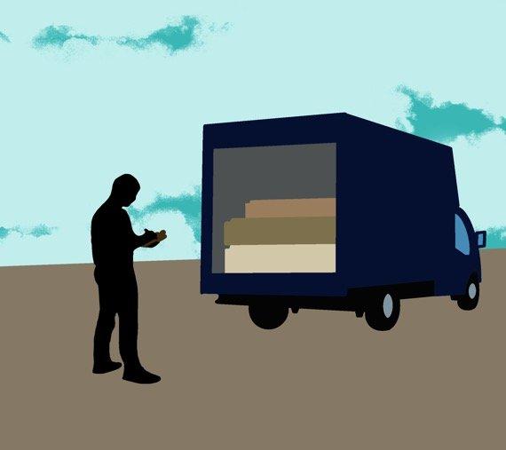 Delivery Docking Station image